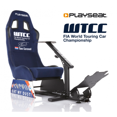 Playseat® Evolution - Tom Coronel