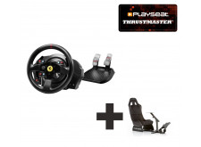Thrustmaster T300 Ferarri GTE Racing Wheel PS3 + PS4 + PC Ready to Race bundle