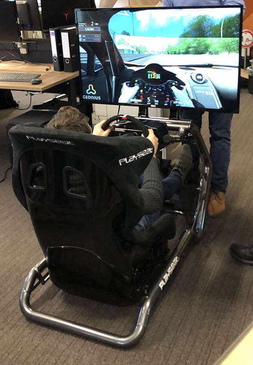 Simracing to the Max!