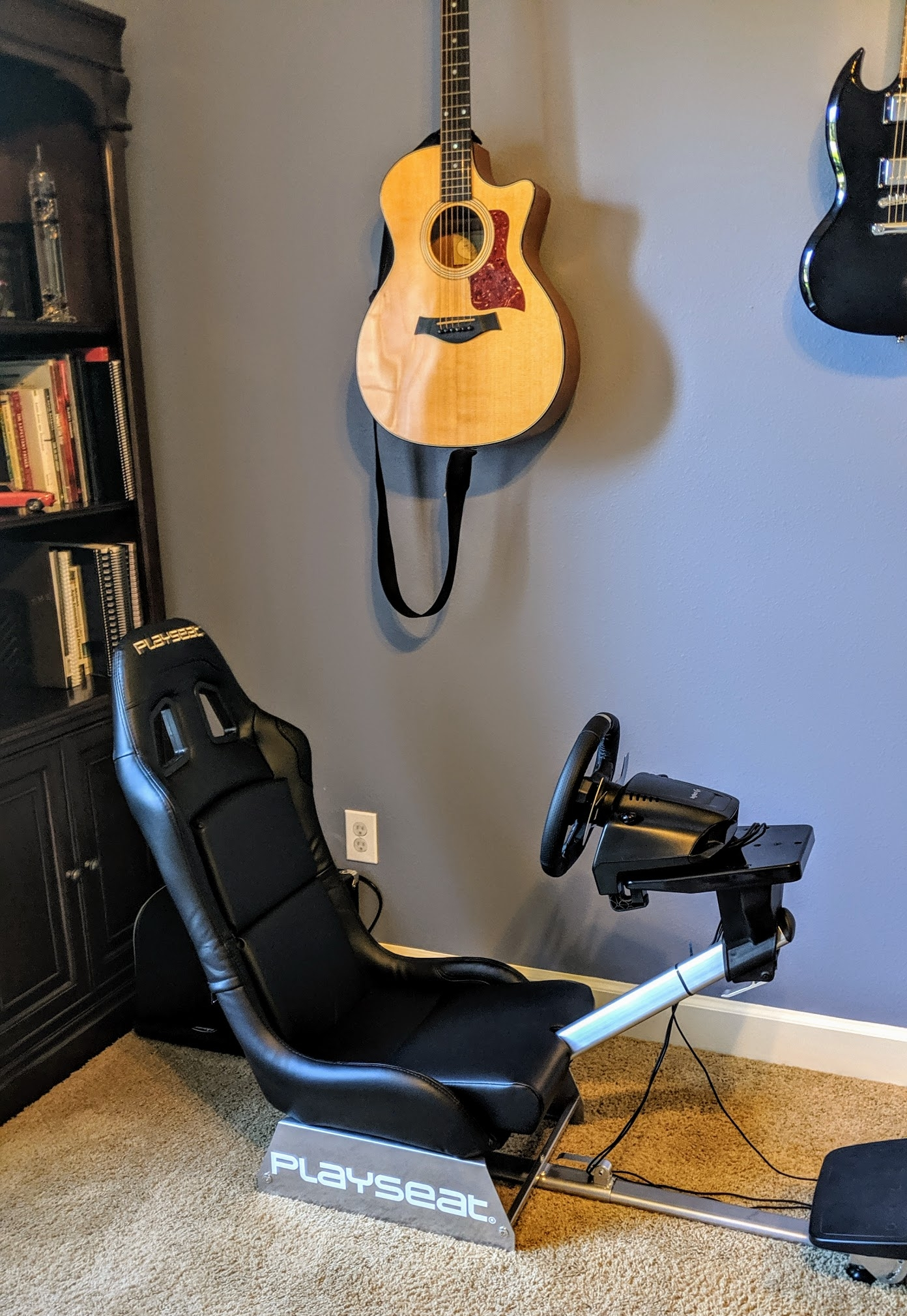 Perfect Seat for Sim Racing - Comfortable for All Sizes