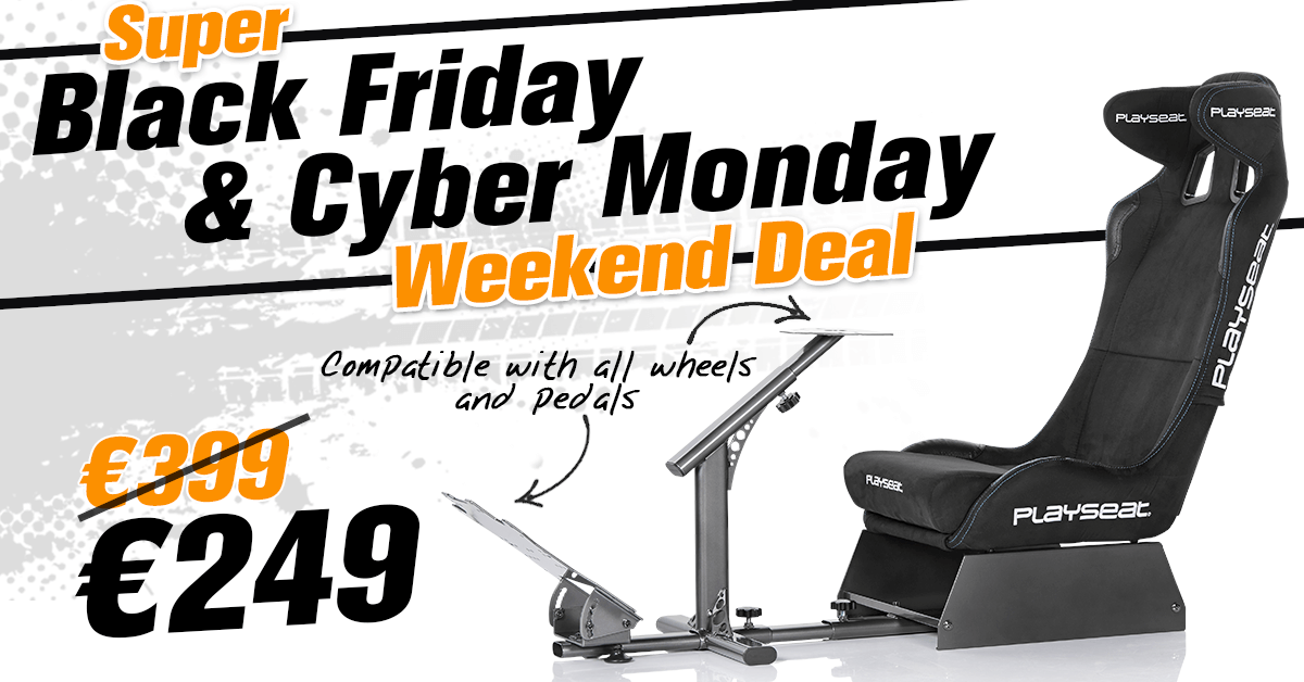 Super Black Friday & Cyber Monday Weekend Deal