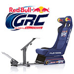 New: Playseat® Evolution Red Bull GRC!