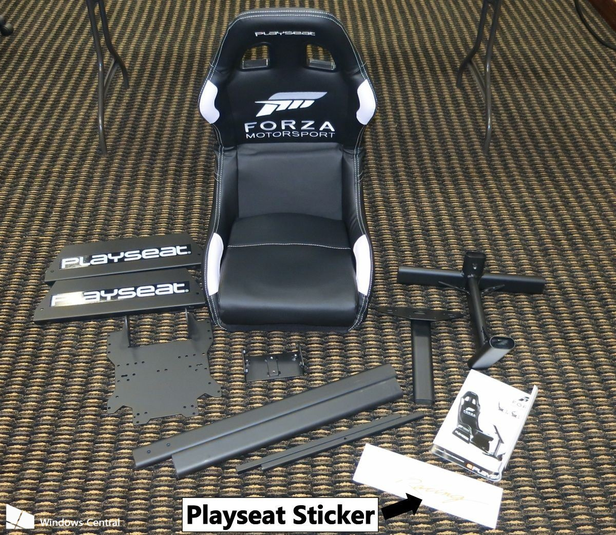 Playseat® Forza Motorsport review