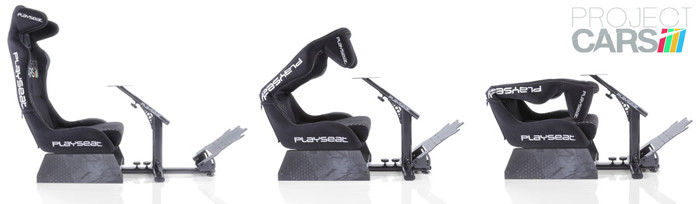 Foldable Playseat® Project CARS