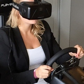 De ultieme virtual reality ervaring met Playseat®