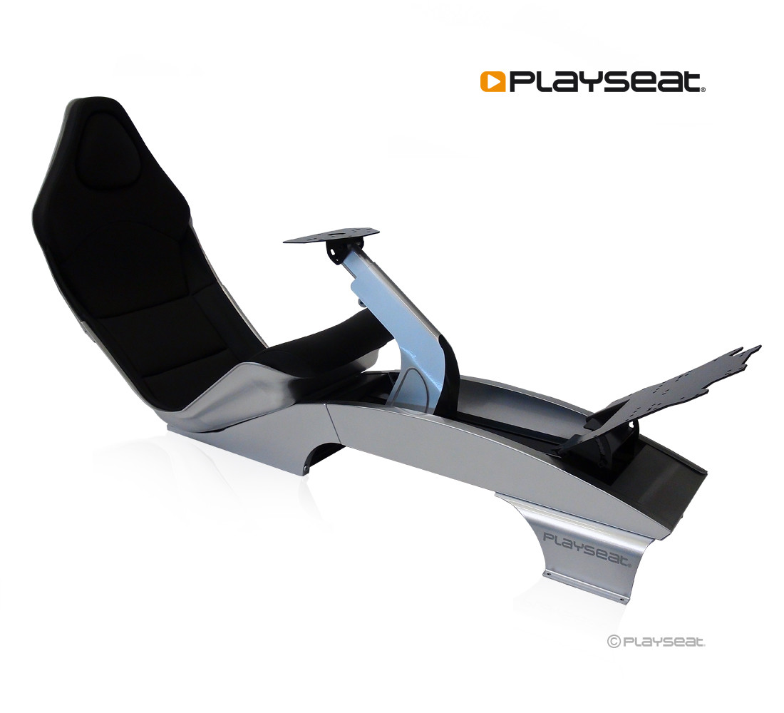 Playseat® F1 Zilver