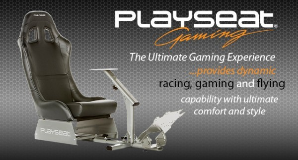 Playseat ®, A Must-Have for Any Professional iRacer
