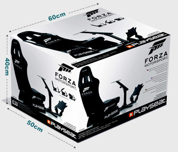 Plasyeat® Forza Motorsport package